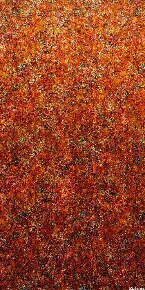 Gypsy Soul Ombre - Henna & Spice - DIGITAL PRINT