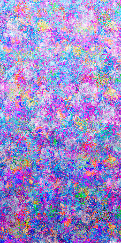 Floralessence - Blooming Ombre - Candy Store - DIGITAL PRINT