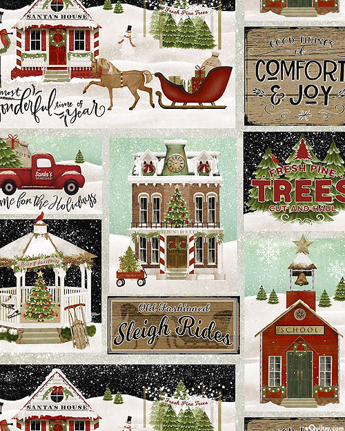 Home For The Holidays - Comfort & Joy - Multi