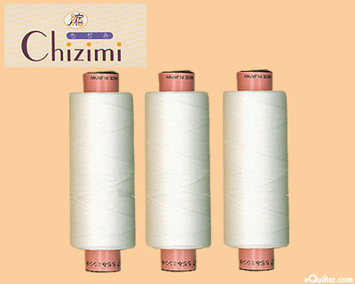 Chizimi Shrinking Thread - 330 yds