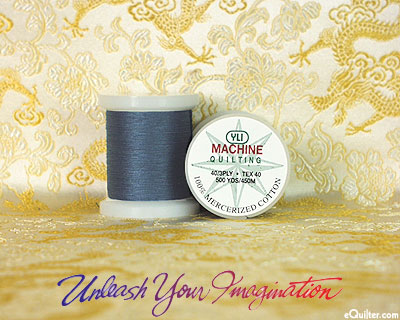 YLI Machine Quilting Thread, 500 yard spool, 40 weight