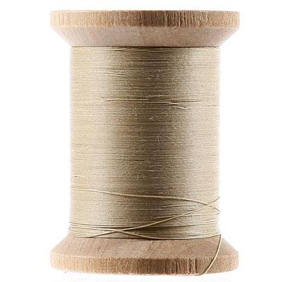 YLI Glazed Hand Quilting Thread - 500 yds - Ecru