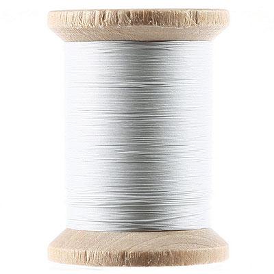 YLI Glazed Hand Quilting Thread - 500 yds - White