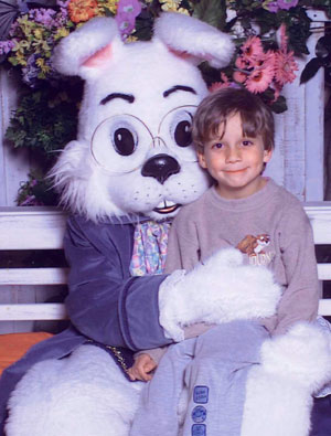 Sam Easter Bunny 395